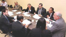 Vereadores da Comissão de Ética da CMM decidiram por arquivar denúncia de assédio moral (Foto: CMM/Divulgação)
