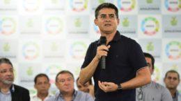 governador David Almeida
