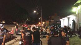 Fiscalização flagrou motoristas dirigindo embriagados nas avenidas de Manaus (Foto: Detran/Divulgação)