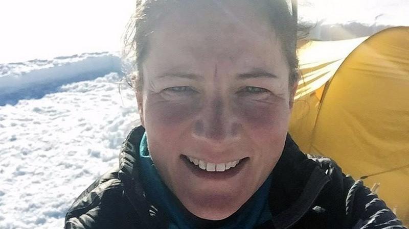 Emma Kelty foi vítima de latrocínio - roubo e morte - quando navegava pelo Rio Solimões de caiaque (Foto: Divulgação)