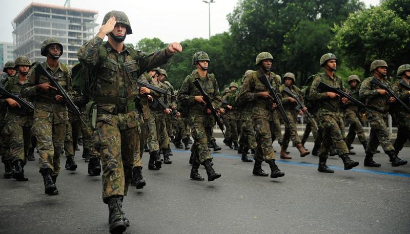 Candidatura de militares cresce 39% e inclui policiais, bombeiros e oficiais do Exército