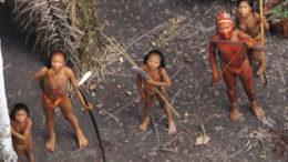 Indios isolados