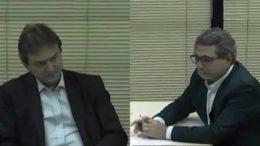 Joesley Batista e Ricardo Saud