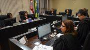 Sessão da 3ª Turma do TRT11 julgou que empresa foi responsável por dano em trabalhadora (Foto: TRT11/Divulgação)