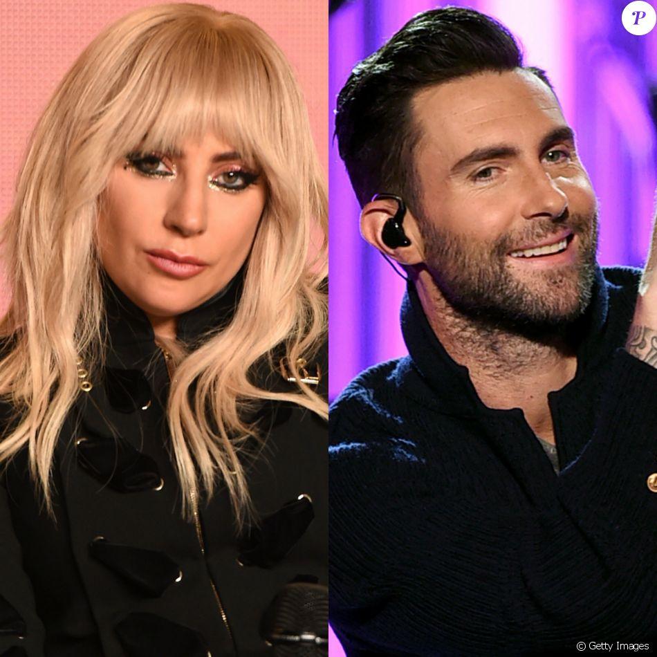 Lady Gaga e Maroon 5