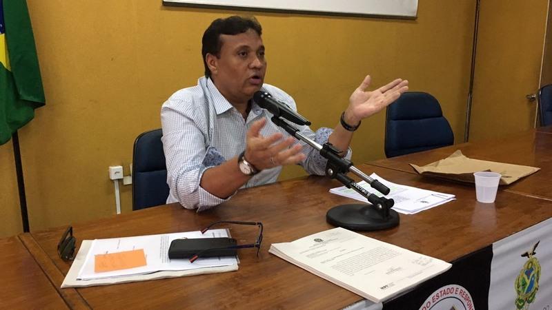Leonel Feitoza disse que Detran tem sido cobrado pelo MPF para implantar vistoria de poluição (Foto: ATUAL)