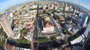 Vista aérea de Manaus, capital do Amazonas. Estado perdeu posições em ranking sobre boa gestão pública (Foto: Chico Batata/Agecom)