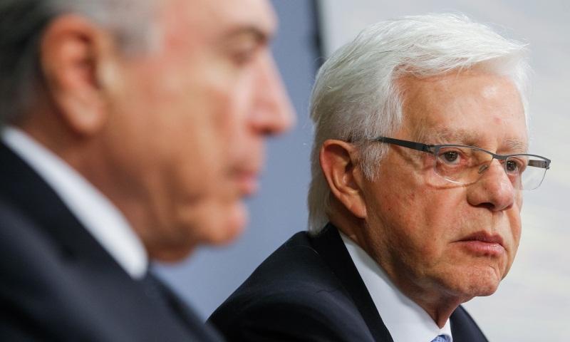 Brasil vira republiqueta se trivializar impeachment, diz Moreira Franco