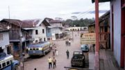 Cidade próximo a Puyo, na zona amazõnica do Equador, onde ocorreu terremoto (Foto: Trip Sugeste/Divulgação)