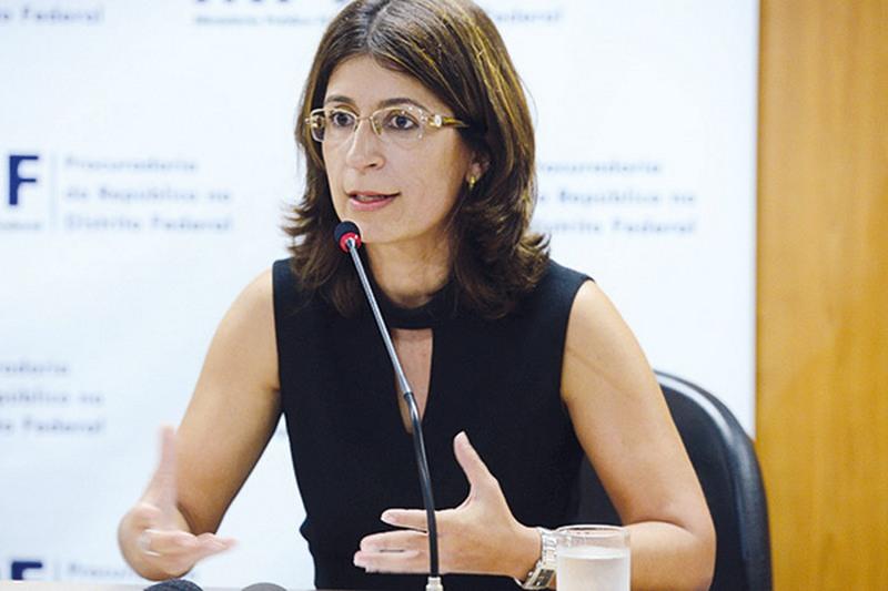 Raquel Branquinho é conhecida por ser linha dura em investigação sobre corrupção (Foto: Valter Campanato/ABr)