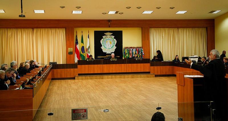 Plenário do TJAM negou recurso a deputados estaduais e à OAB (Foto: Erick Pereira/TJAM)