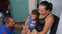 Vacina pode ser obtida nas Unidades Básicas de Saúde (Foto: José Nildo/Semsa)