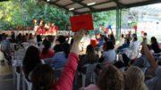 Professores da Ufam voltam a se reunir em assembleia na segunda-feira para decidir se entram em greve (Foto: Adua/Divulgação)