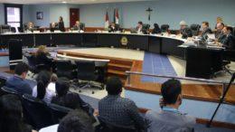 Plenário julgou irregulares contas de ex-diretor da Afeam e aplicou multa (Foto: Markus Nagawo/TCE/Divulgação)