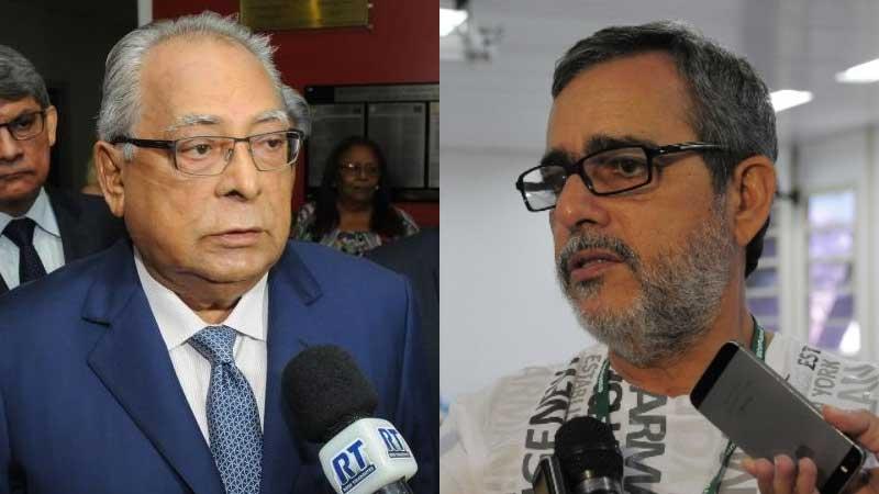 Amazonino Mendes e Robério Braga