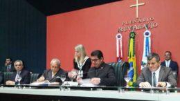 Amazonino Mendes terá 15 meses de mandato no Governo do Amazonas (Foto ATUAL)