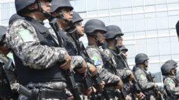 A falta de segurança pública é uma das causas para tendência de apoio ao autoritarismo, revela o estudo (Foto: ABr/Agência Brasil)