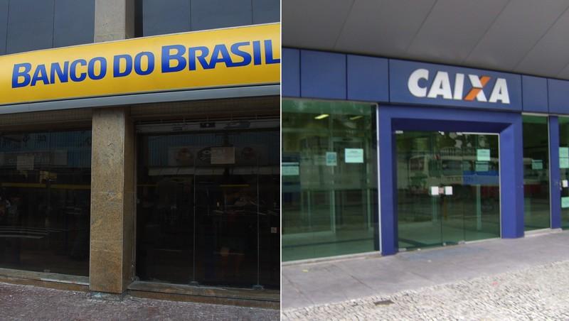 Banco do Brasil e Caixa Econômica resistiam em repassar os recursos temendo questionamentos futuros (Foto: Divulgação)