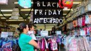 Promoções da sexta-feira negra ocorrem na última sexta de novembro (Foto: Rovena Rosa/ABr)