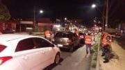 Blitz flagrou 28 motoristas dirigindo embriagados em Manaus (Foto: Detran-AM/Divulgação)