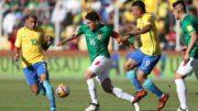 Brasil empatou com a Bolívia e manteve liderança isolada nas Eliminatórias (Foto: Lucas Figueiredo/CBF)