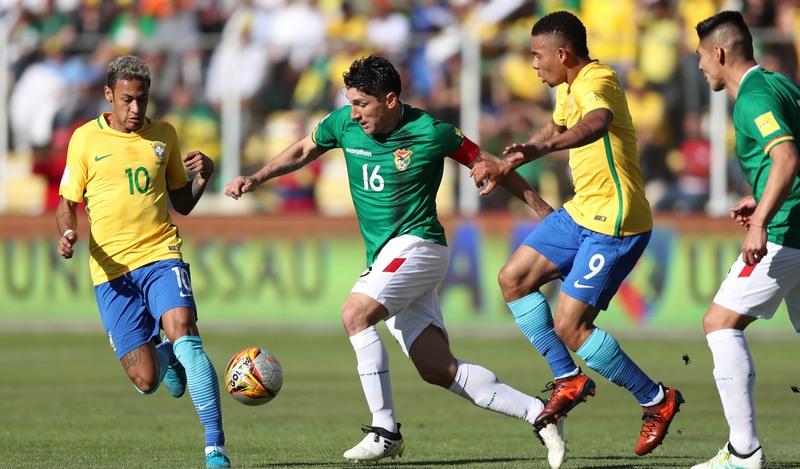 2c1eef9cb85a4 Brasil empatou com a Bolívia e manteve liderança isolada nas Eliminatórias  (Foto  Lucas Figueiredo