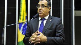 Celso Jacob foi condenado pelos crimes de falsificação de documentos e dispensa de licitação (Foto: Agência Câmara )