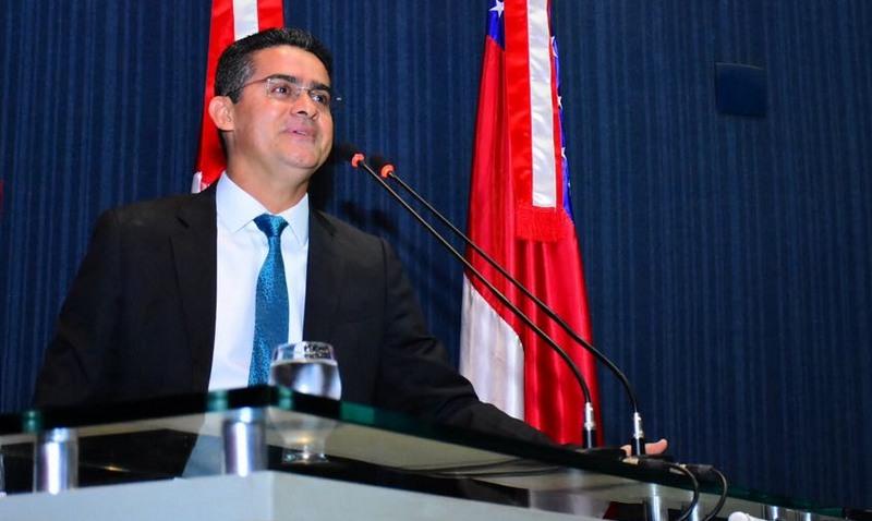 David Almeida atribui para si méritos da inclusão do Amazonas no Cadastro Único de Convênios (Foto: Divulgação)