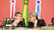 David Almeida e Francisco Deodato