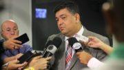 Dermilson Chagas lider do governo Amazonino na ALE