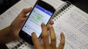 Consulta também pode ser feita pelo aplicativo do Enem para smartphone (Foto: ABr)