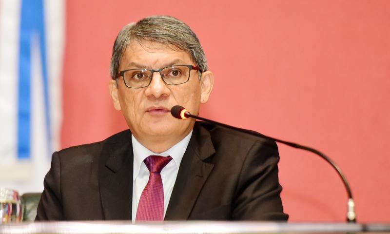 Francisco Deodato, secretario da Susam