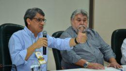 Francisco Deodato e Francisco Arnobio