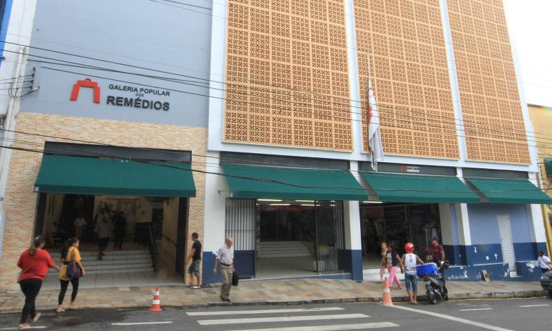 Galeria dos Remédios Manaus