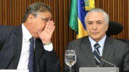 Geddel Vieira foi ministro e braço direito do presidente Michel Temer (Foto Lula Marques/Agência PT)