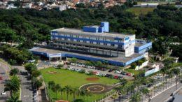 Uma das vítimas está internada no Hospital de Urgência de Goiânia em estado grave (Foto: HUGO/Divulgação)