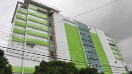 Ambulatório do HUGV suspendeu exames e MPF quer explicações do hospital (Foto: Ufam/Divulgação)