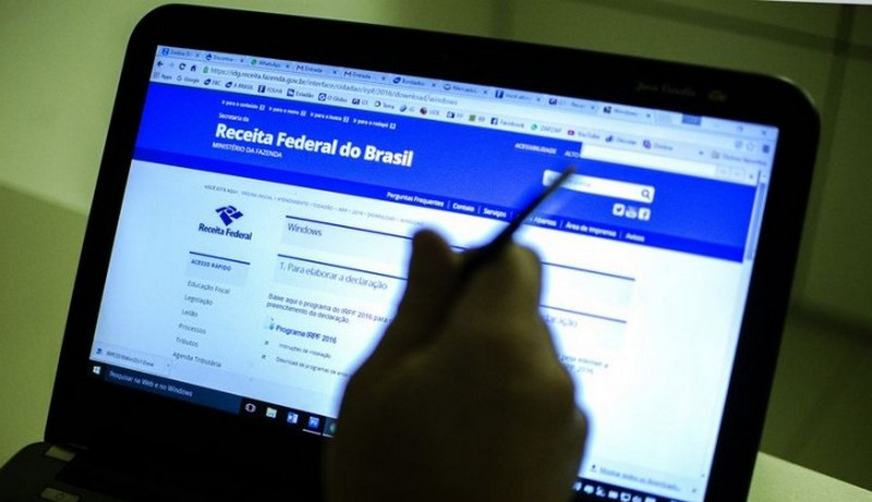 Contribuinte pode consultar lote no site da Receita Federal (Foto: Marcelo Camargo/ABr)