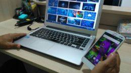 Vídeos manipulados na internet podem comprometer o processo eleitoral (Foto: Atual)