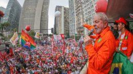Lula discurso no Rio de Janeiro