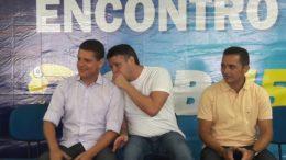 Marcos Rotta assumiu diretório municipal do PSDB em solenidade comandada por Arthur Bisneto (Foto: ATUAL)