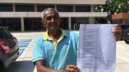 Marivaldo Raimundo Duarte de Andrade negou que tenha entrado com ação no TSE, apesar de recurso aparecer na pauta da corte superior (Foto: ATUAL)