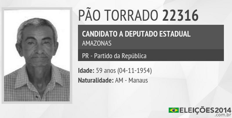 Marivaldo Raimundo Duarte de Andrade não atendeu exigência da lei eleitoral, mas recorreu ao TSE (Foto: Divulgação)