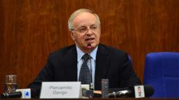 Piercamillo Davigo diz que corruptos que se mantém em silência continuam com a capacidade de chantagem (Foto: Rovena Rosa/ABr)