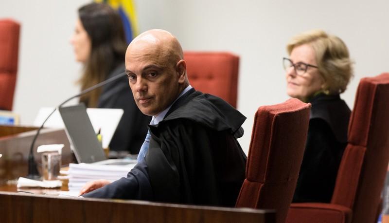20/6/2017- Brasília DF, Brasil- Primeira Turma do STF julga pedido de prisão de Aécio Neves. (Foto Lula Marques/AGPT)