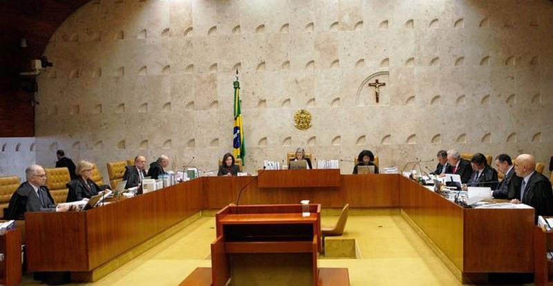 Presidente do STF, Cármen Lúcia, desempatou votação a favor do Senado (Foto: Rosinei Coutinho/SCO/STF)