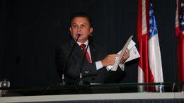 deputado Sabá Reis