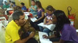 Moradores de rua serão ouvidos por servidores da Sejusc sobre situação de vulnerabilidade (Foto: Sejusc/Divulgação)