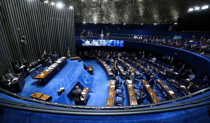 Chefe do Senado vai enfrentar desafios da agenda econômica e política