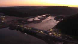 Usina São Manoel fica nos Estados do Pará e Mato Grosso (Foto: PAC/Divulgação)